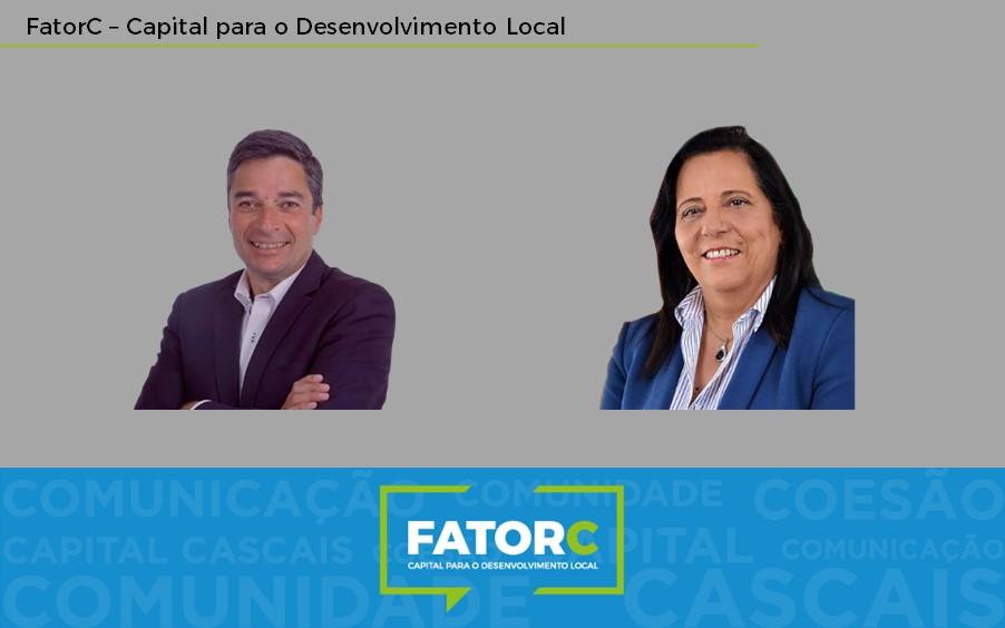 Entrevista aos presidentes da junta de freguesia de Alcabideche e São Domingos de Rana